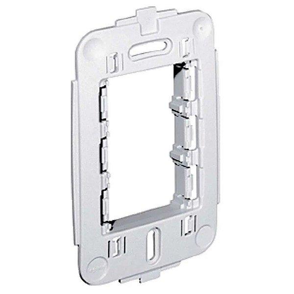 Pial plus - suporte 4x2 p/ módulo horizontal - legrand