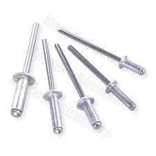 10 rebites aluminio 4,8 x 15 mm