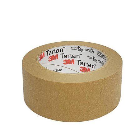 Fita de empaçotamento papel 45mmx50metros
