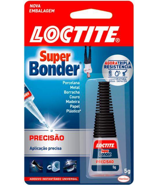Cola instantânea Super Bonder