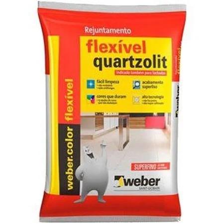 Rejunte flexível branco 5kg