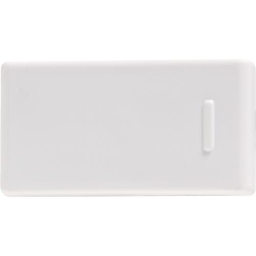 Módulo interruptor simples  10 a 250 v branco