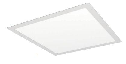 Painel de LED Quadrado de Embutir 18w 6500k Luz Branca