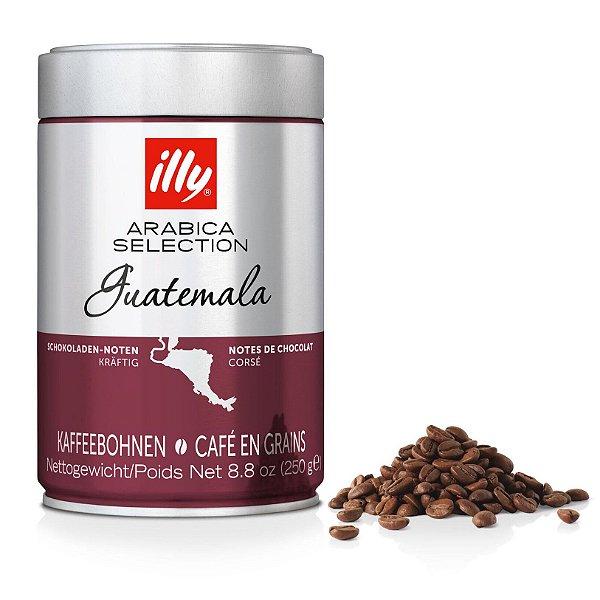 Café em grãos illy Arabica Selection Guatemala - 250g