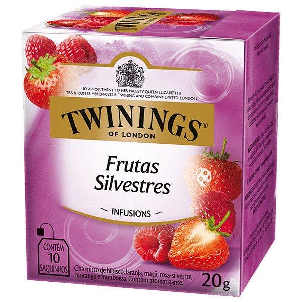 Chá de Frutas Silvestres Twinings - 20g / 10 sachês