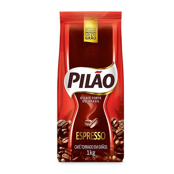 Café em Grãos Expresso 1kg - Pilão Espresso