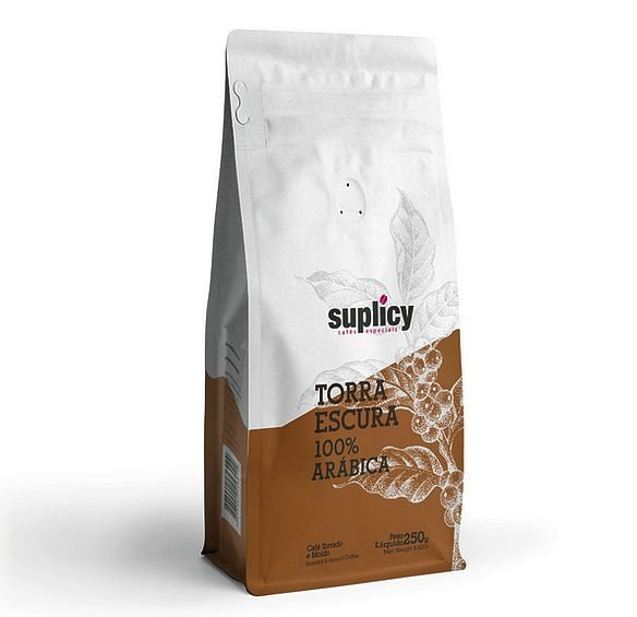 Café em Grãos Suplicy Torra Escura - 250g