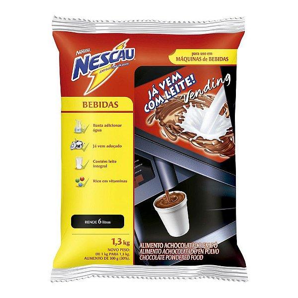 Achocolatado Vending Nescau 1,3 Kg - Nestlé