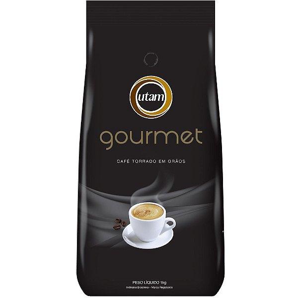 Café em Grãos Utam Gourmet - 1kg