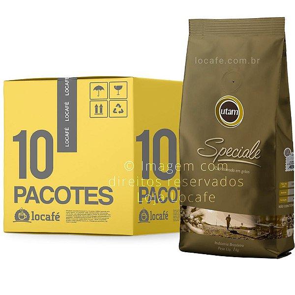 Café em Grãos Speciale Utam 10Kg (10x1Kg)