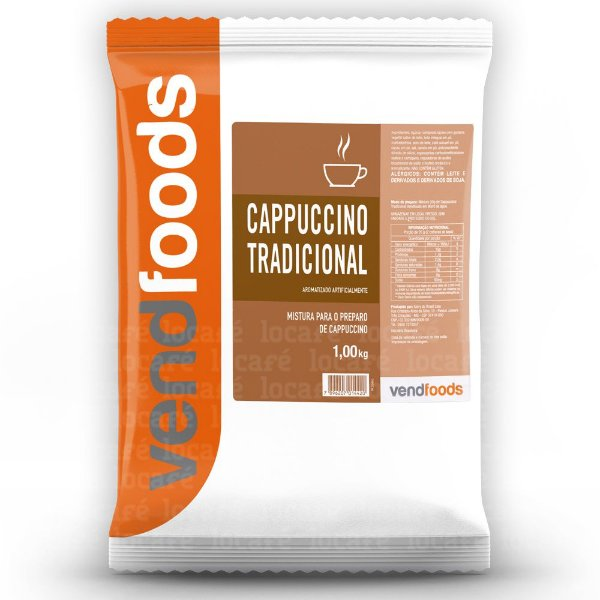 Cappuccino Vendfoods 1kg - Kerry