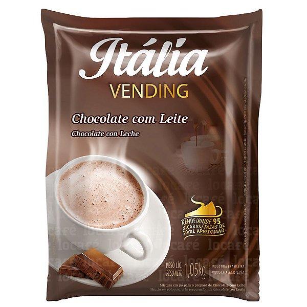 Chocolate com Leite 1,05Kg - Italia Vending