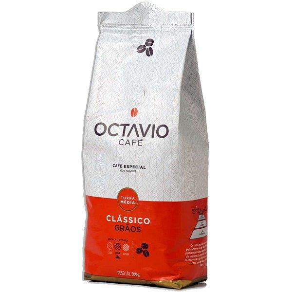 Café Octavio em Grãos - 500g