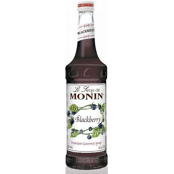 Xarope Monin Amora (Blackberry) - 700ml