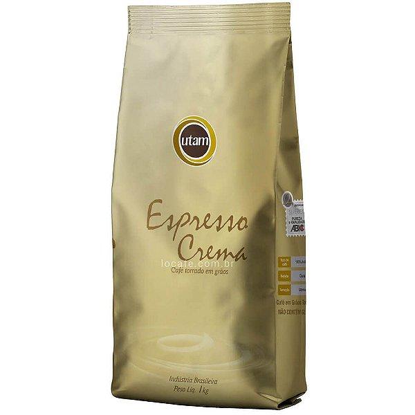 Café em Grãos Utam Espresso Crema 1 Kg