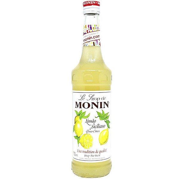 Xarope Monin Limão Siciliano - 700ml