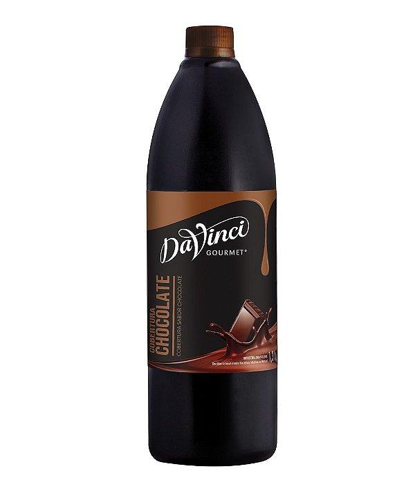 Calda para Cobertura Chocolate Sauce DaVinci Gourmet - 1,3kg