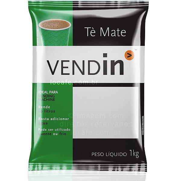 Chá Mate Vendin Solúvel Tè Mate - 1kg