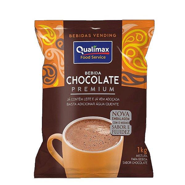 Chocolate Premium Solúvel Vending 1Kg - Qualimax