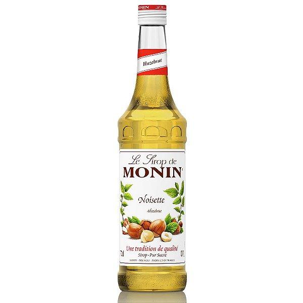 Xarope Monin Avelã - 700ml