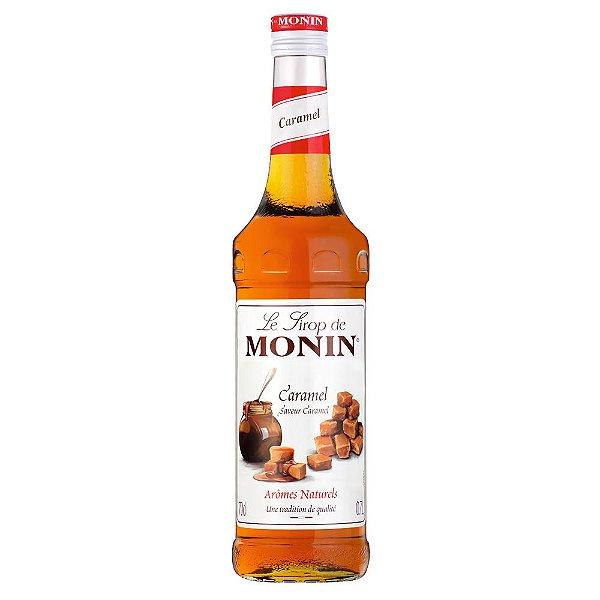 Xarope Monin Caramelo - 700ml