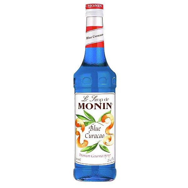 Xarope Monin Blue Curaçau - 700ml