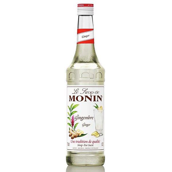 Xarope Monin Gengibre - 700ml