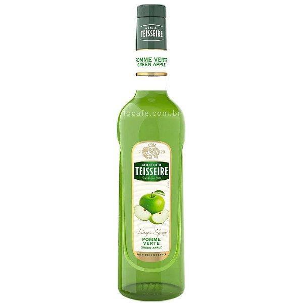 Xarope Teisseire Maçã Verde - 700 ml