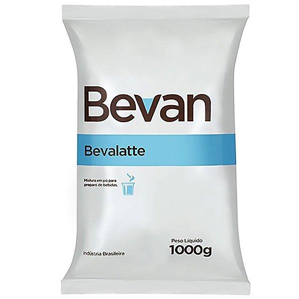 Leite Em Pó Solúvel Bevalatte 1kg - Bevan