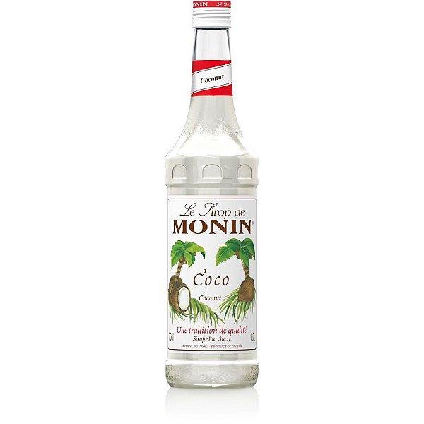 Xarope Monin Coco - 700ml