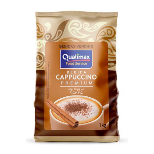 Cappuccino Premium Sabor Canela 1Kg - Qualimax