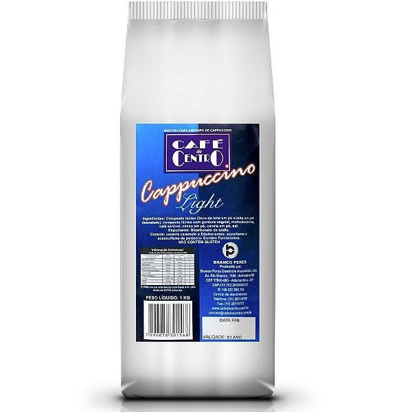Cappuccino Solúvel Light 1kg - Café Do Centro