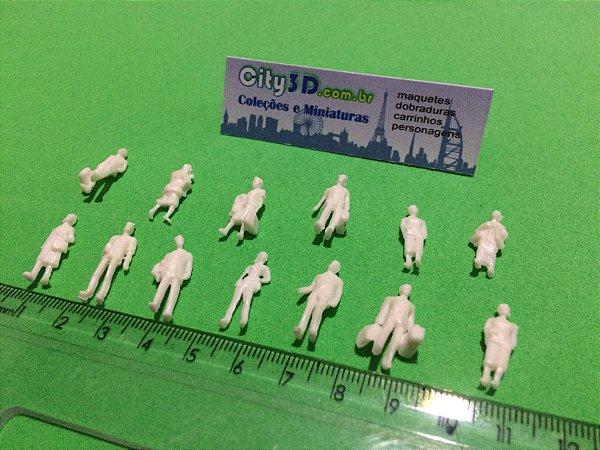 Figuras Brancas para Maquete