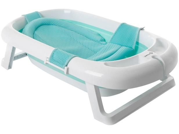 Banheira Comfy & Safe Azul Safety First