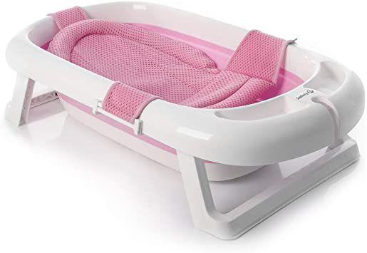 Banheira Comfy & Safe Rosa Safety First