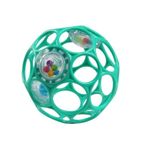 Bola Teal Oball Rattle