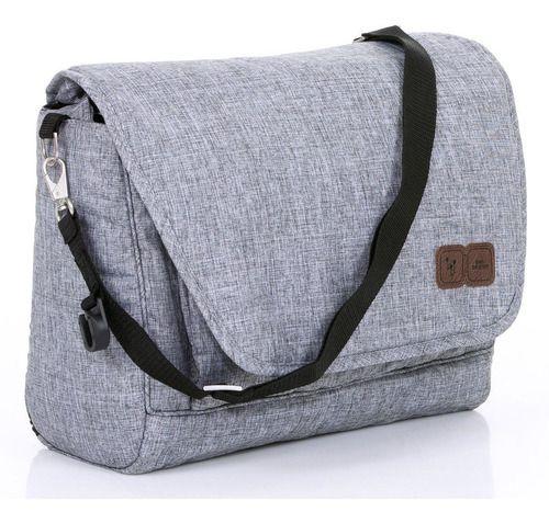 Bolsa Fashion Bag Graphite Grey ABC Design
