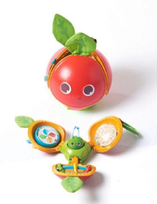 Brinquedo Maçã Brinque e Explore 6 Atividades Tiny Love