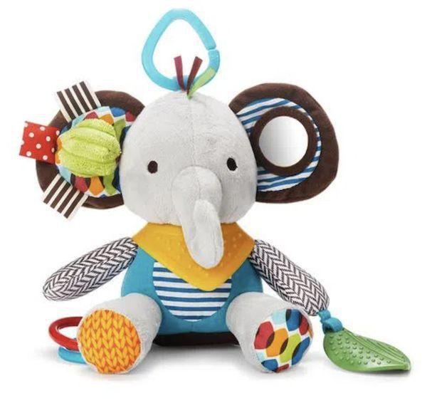 Brinquedo Pelúcia On the Go Elefante Skip Hop