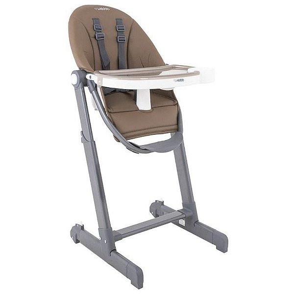 Cadeira de Alimentação Enjoy Kiddo Marrom