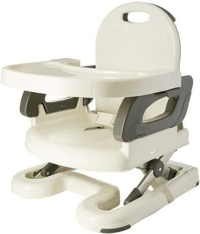 Cadeira de Alimentação Premium Cinza Mastela
