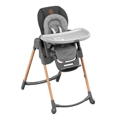 Cadeira de Refeição Minla Maxi-Cosi Essential Graphite