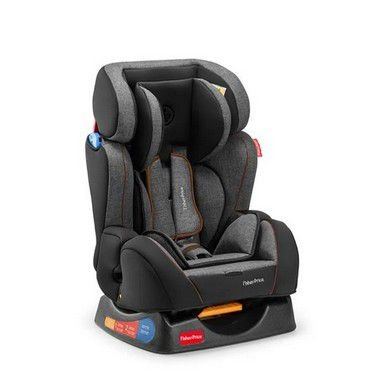 Cadeira Para Auto Fisher Price Hug 0 a 25kg Cinza