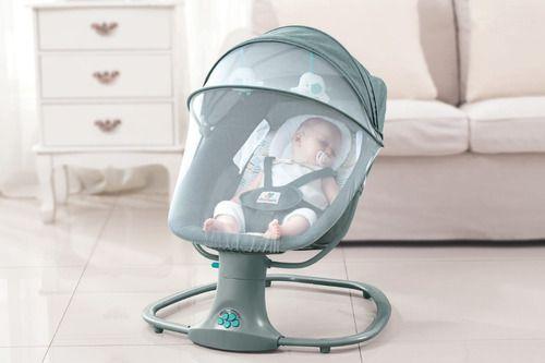Cadeira Techno Automática com Bluetooth Verde Mastela