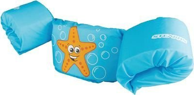 Colete Salva Vidas Starfish com Bóia Estrela Azul