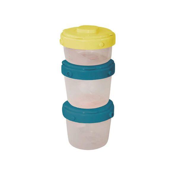 Potes Infantis Conectáveis Girotondo Baby - 3 unidades