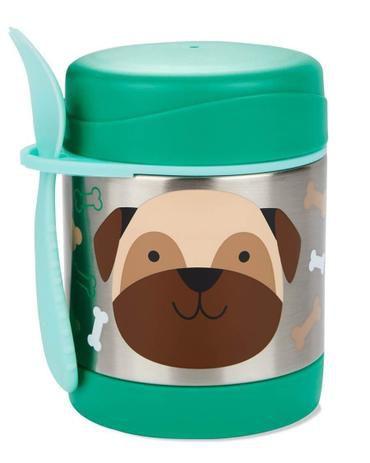 Pote Térmico Skip Hop Zoo Cachorro Pug
