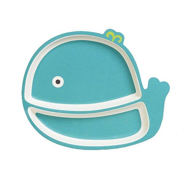 Prato Baleia Ecológico Girotondo Baby