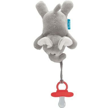 Prendedor de Chupeta Meu Elefantinho