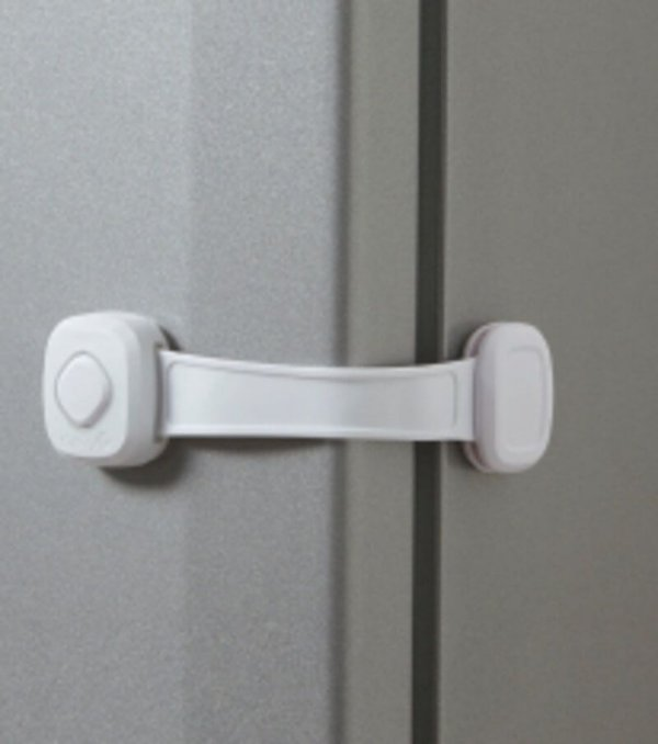 Trava Botão Secreto Safety First